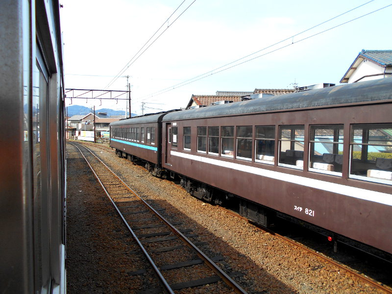 静岡・大井川鐵道のSL・千頭駅2016-1526