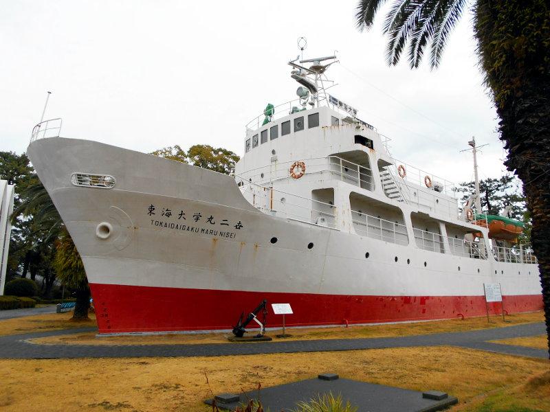 静岡・清水の東海大学海洋科学博物館-6110