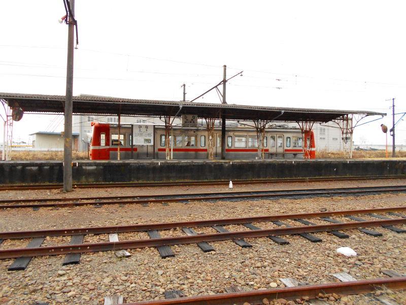 岳南鉄道・岳南富士岡駅-6308