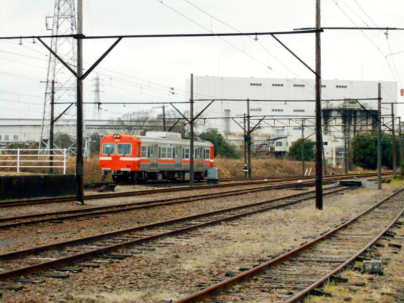 岳南鉄道・岳南富士岡駅-6309
