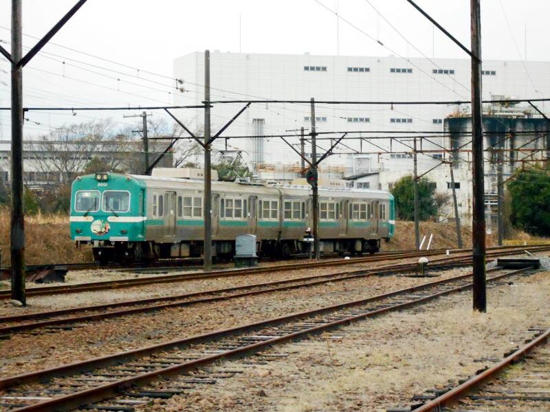 岳南鉄道・岳南富士岡駅-6312