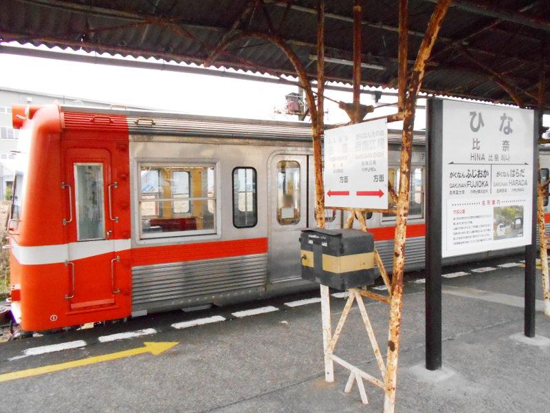 岳南鉄道・岳南富士岡駅-6313