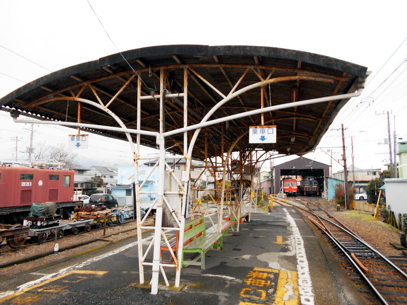 岳南鉄道・岳南富士岡駅-6317