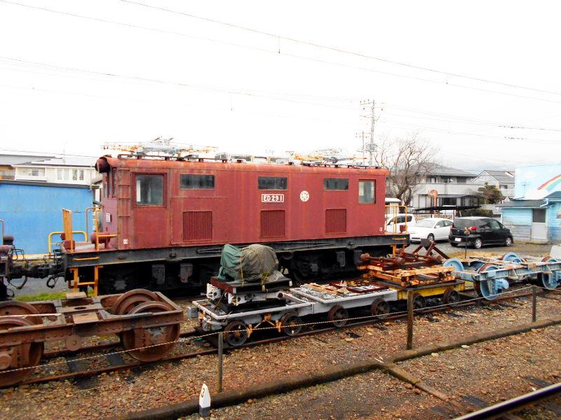 岳南鉄道・岳南富士岡駅-6321