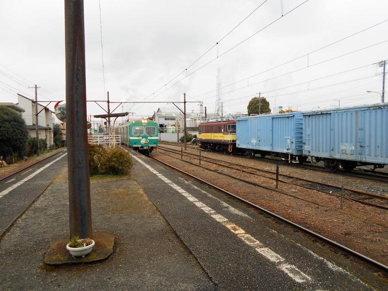 岳南鉄道・岳南富士岡駅-6333