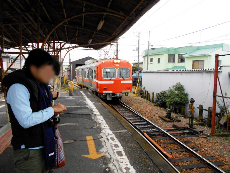 岳南鉄道・岳南富士岡駅-6335