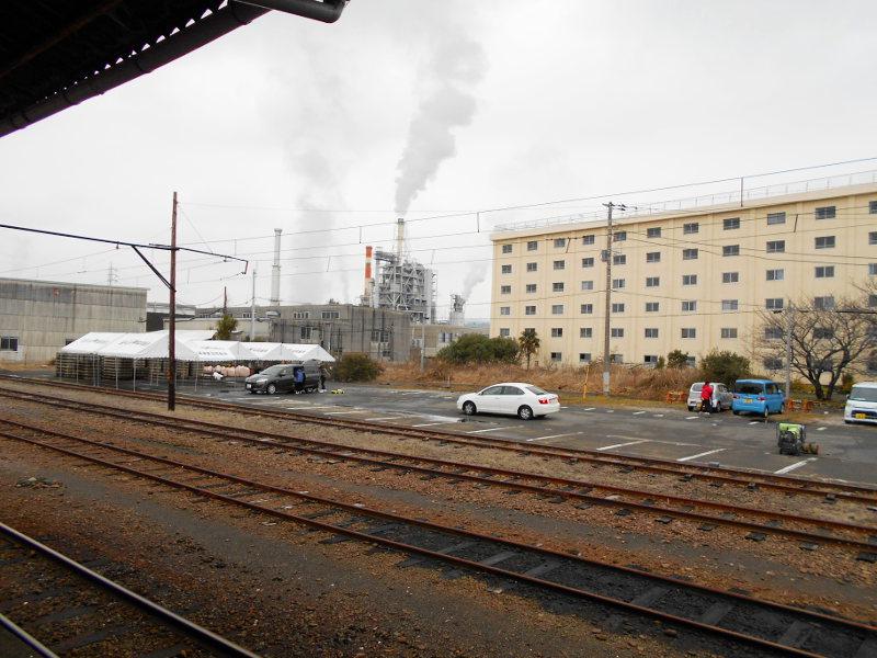 岳南鉄道・岳南富士岡駅-6336