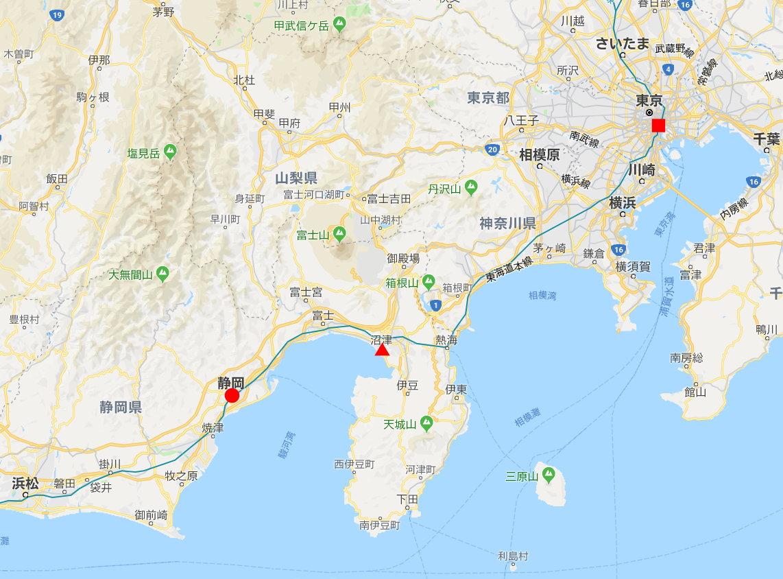 静岡で新年会2019・日本平の絶景-1102