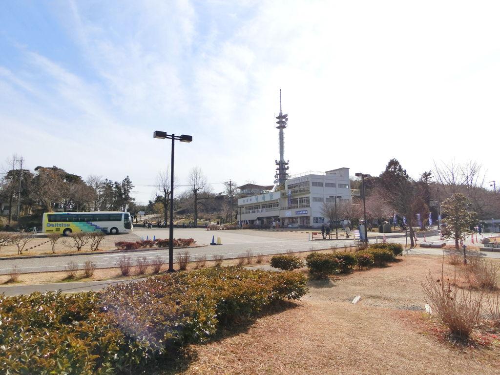 静岡で新年会2019・日本平の絶景-1111