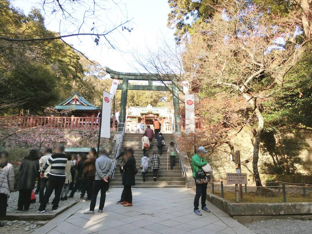 静岡で新年会2019・久能山東照宮-1214