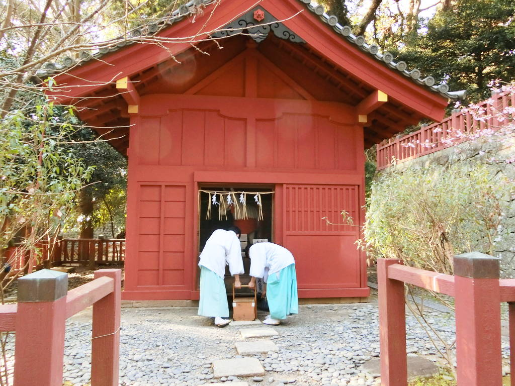 静岡で新年会2019・久能山東照宮-1215