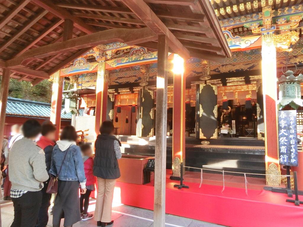 静岡で新年会2019・久能山東照宮-1221