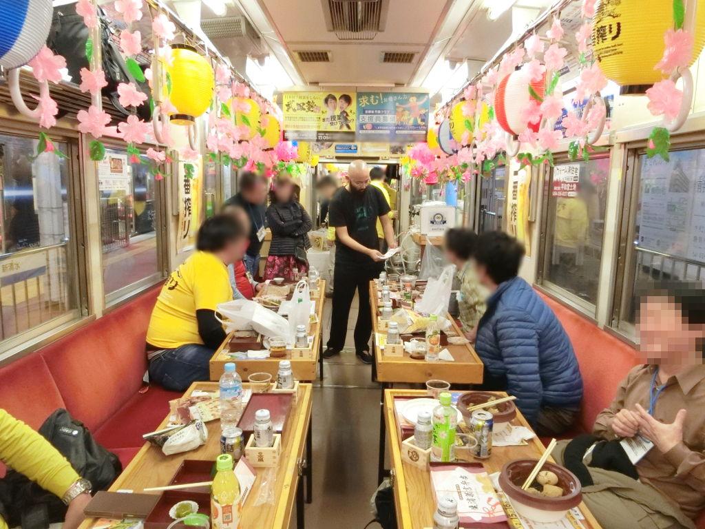静岡で新年会2019・しぞ~かおでんトレイン-1323