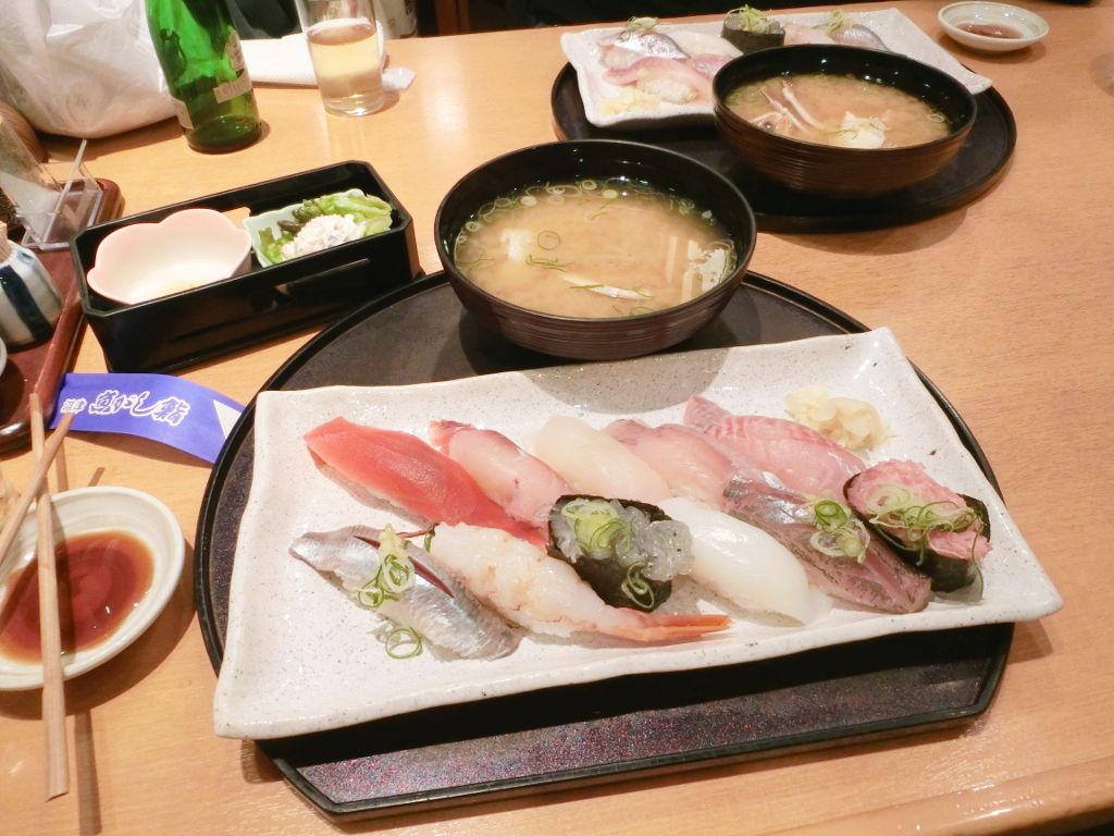 静岡で新年会2019・しぞ~かおでんトレイン-1332