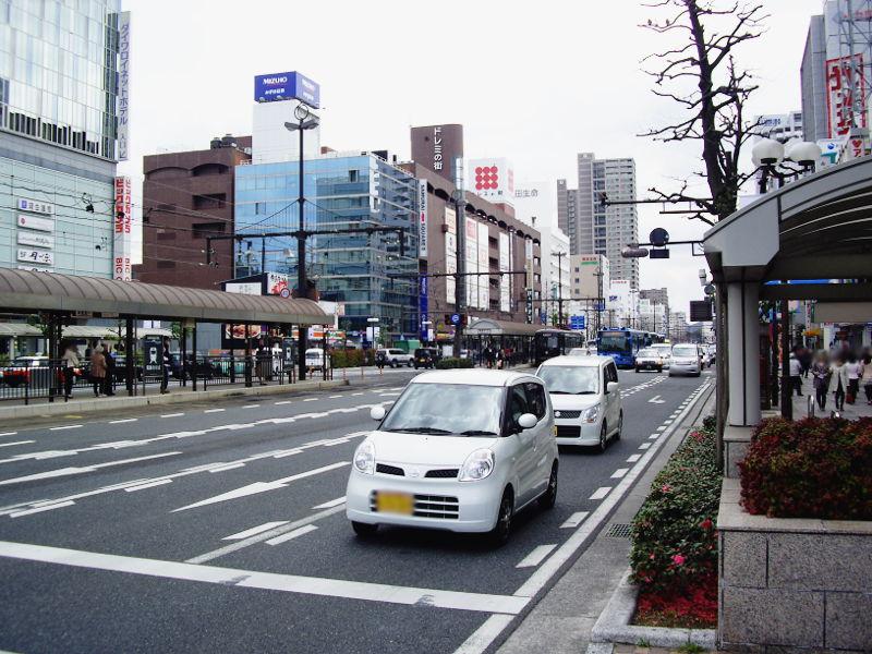 岡山・路面電車くろ2013-3002