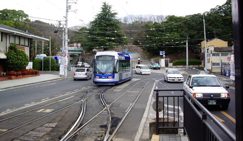 岡山・路面電車MOMO2013-5001