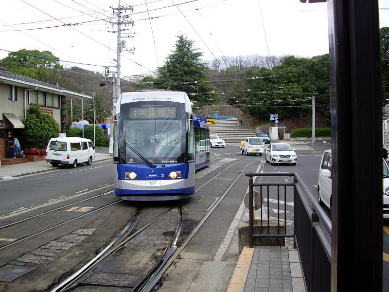 岡山・路面電車MOMO2013-5002