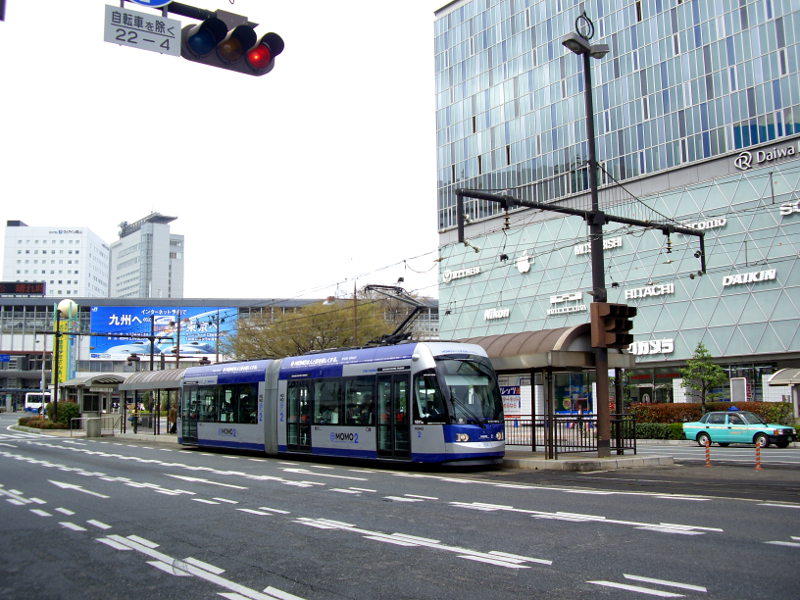 岡山・路面電車MOMO2013-5012