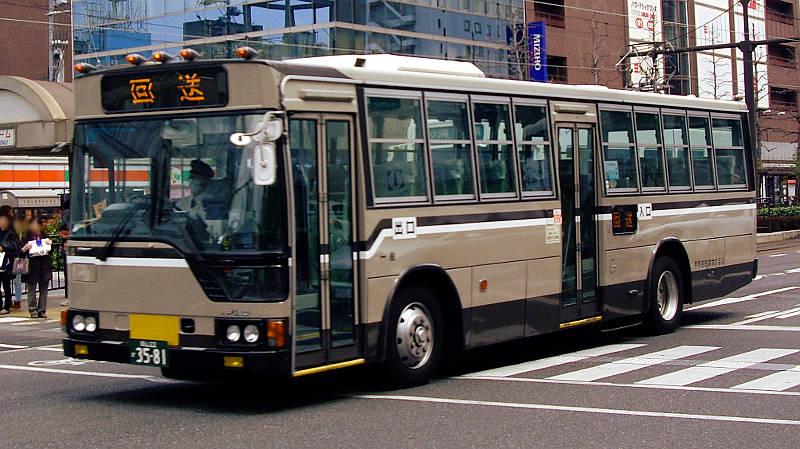 岡山電気軌道2013・東武日光色-6005