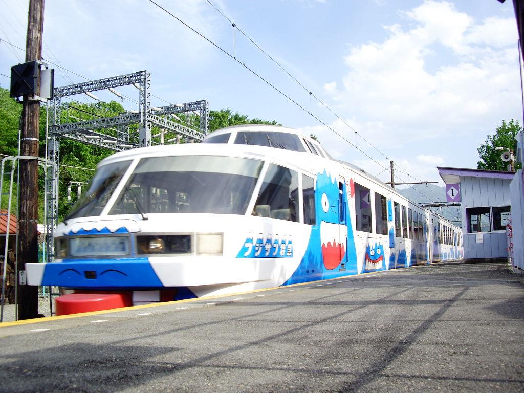 富士急の電車たち2011-7104
