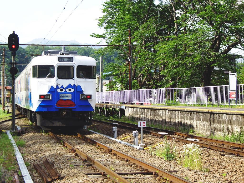 富士急の電車たち2011-7105