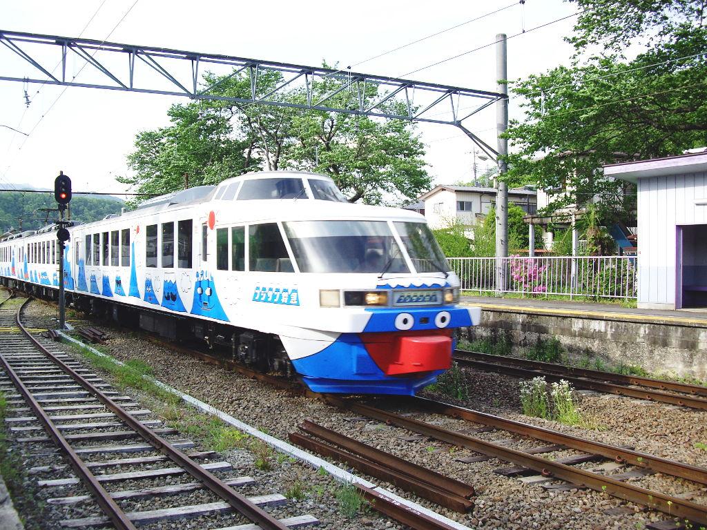 富士急の電車たち2011-7106
