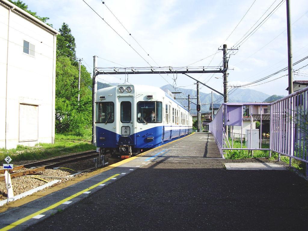 富士急の電車たち2011-7109