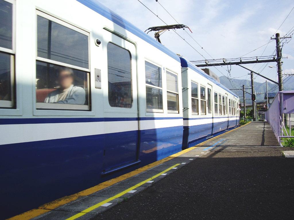 富士急の電車たち2011-7110