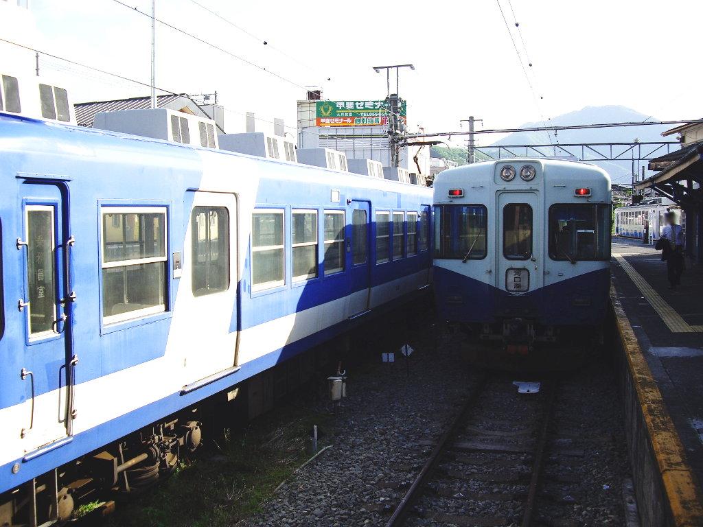 富士急の電車たち2011-7112