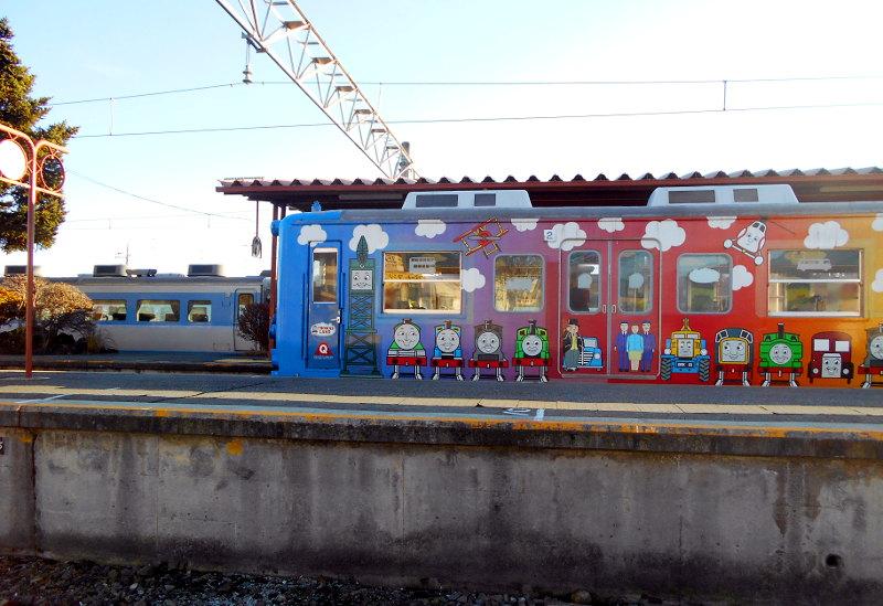 河口湖駅2015-7111