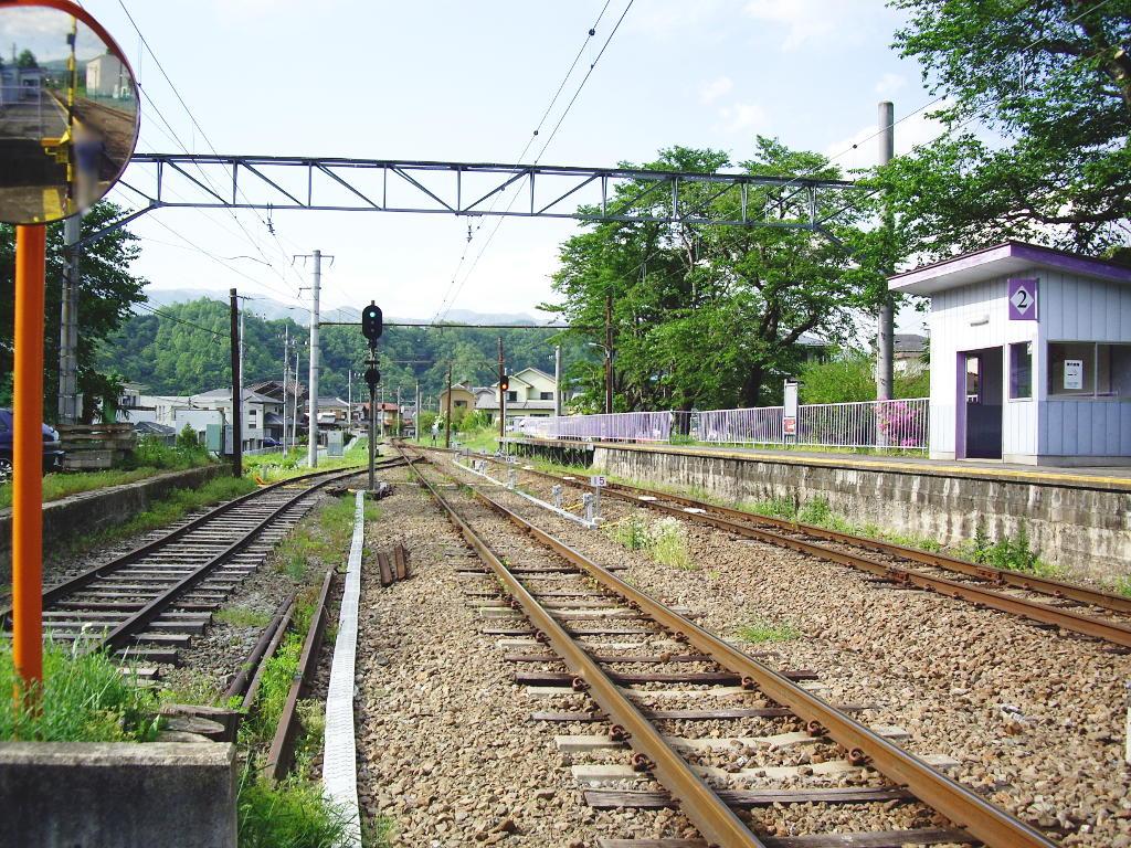 富士急行・田野倉駅2011-7014