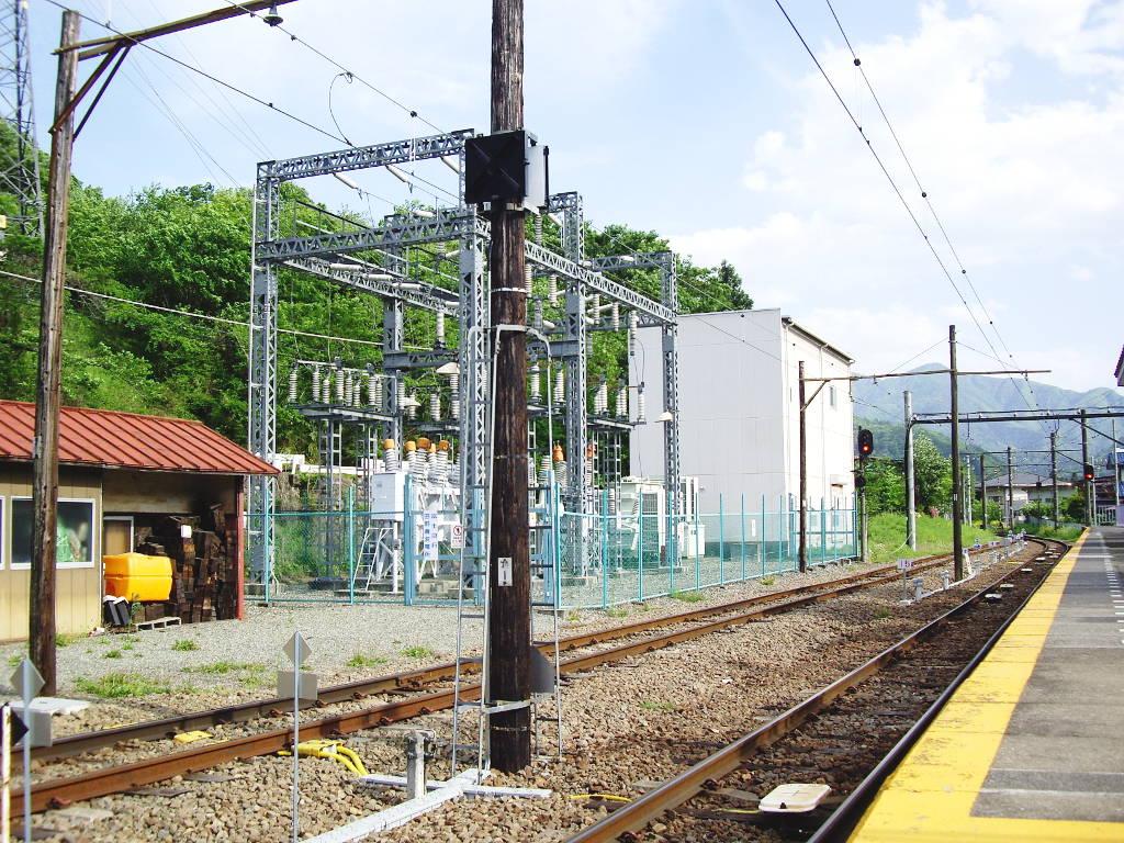 富士急行・田野倉駅2011-7019
