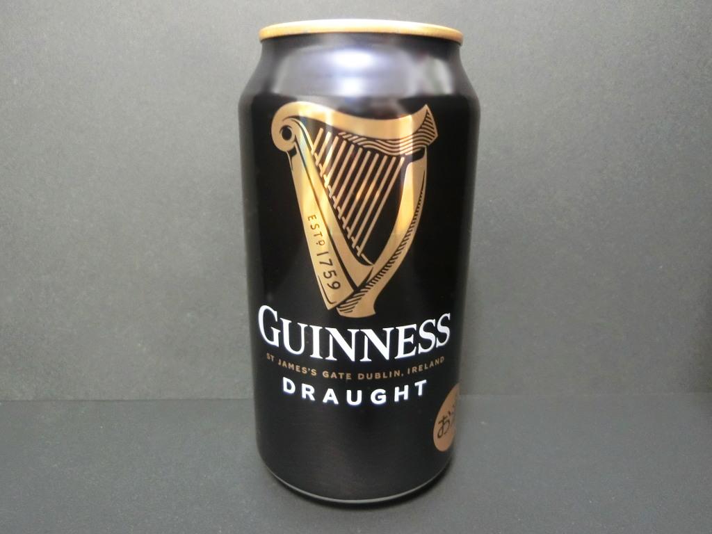 アイルランドの黒ビール「ギネス」2020冬-1001