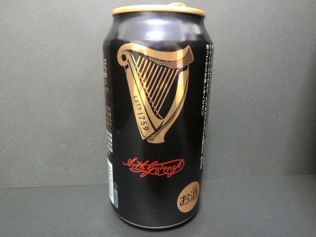 アイルランドの黒ビール「ギネス」2020冬-1004