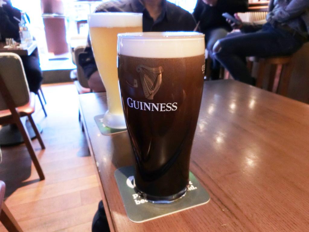 アイルランドの黒ビール「ギネス」2020冬-1013