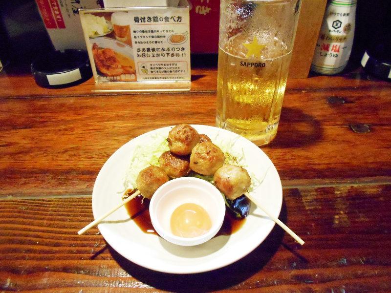 豊橋・讃岐骨付き鶏「喜聞屋」2016-1116