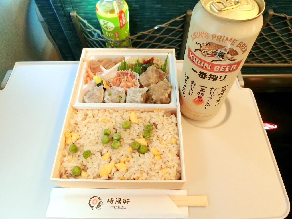 横浜・崎陽軒の炒飯弁当2018秋-1005