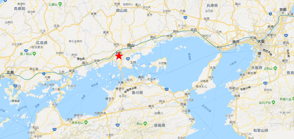 岡山・倉敷でぶっかけうどん・ふるいち2018春-9001