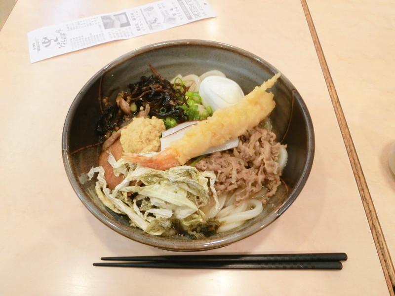 岡山・倉敷でぶっかけうどん・ふるいち2018春-9015
