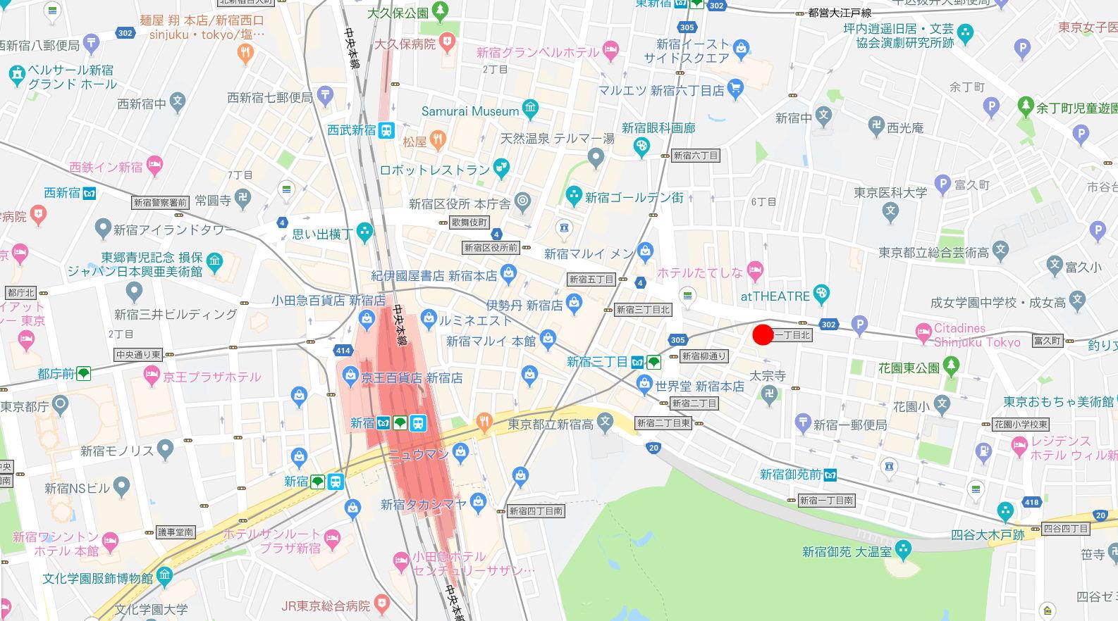 新宿で絶品中華料理・東順永新宿三丁目店2018秋-1001