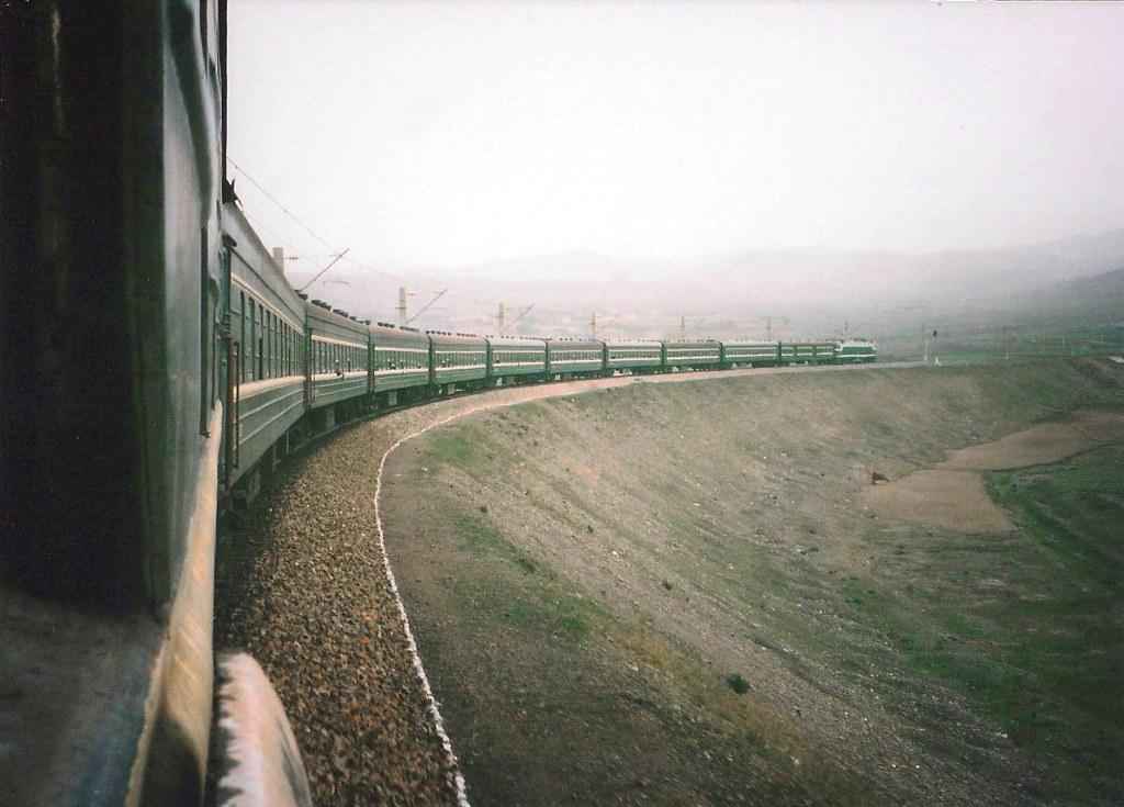 ユーラシア大陸鉄道横断旅行 Go West!1996予告編-0002