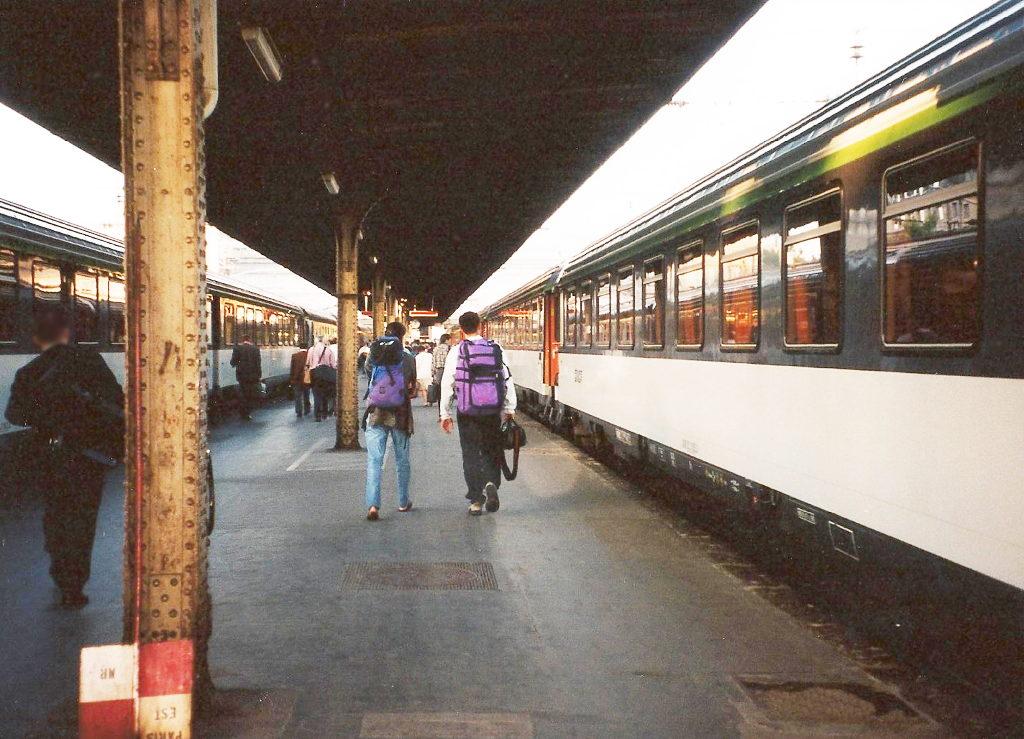 ユーラシア大陸鉄道横断旅行 Go West!1996予告編-0013