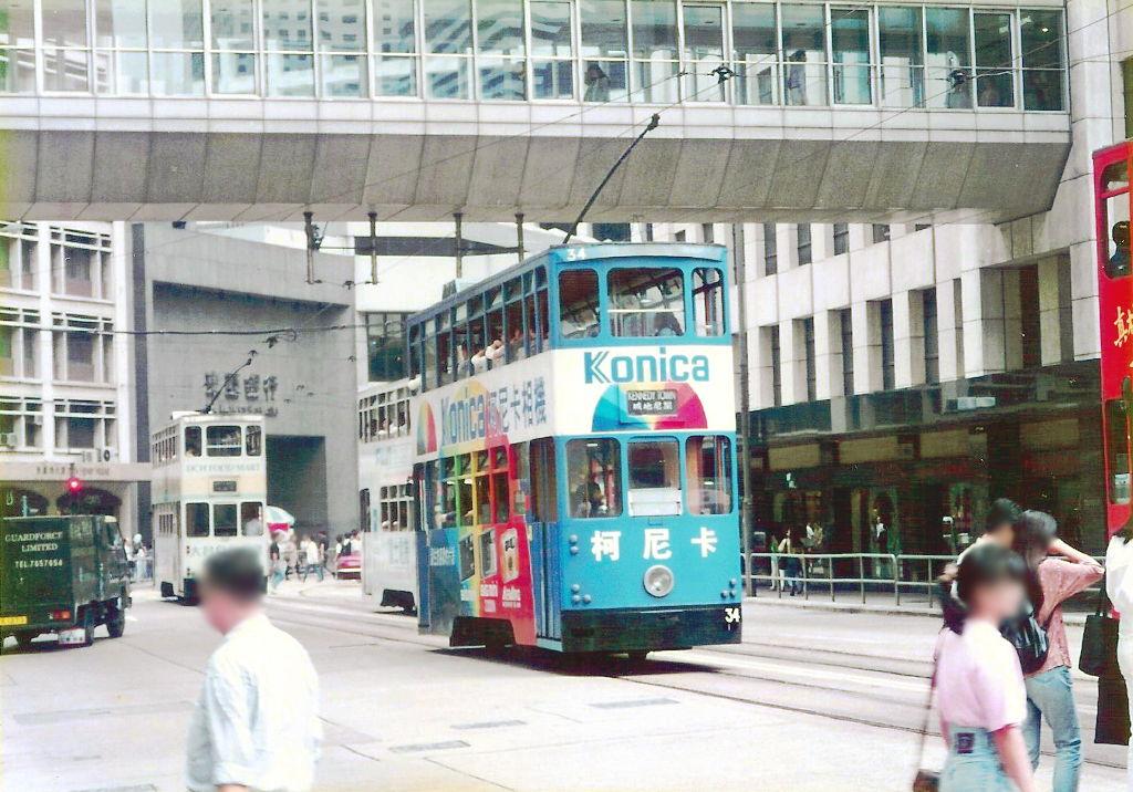 ユーラシア大陸鉄道横断旅行 Go West!1996その2・香港・鉄路博物館-0202