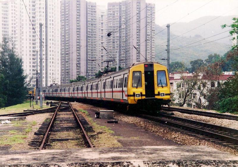 ユーラシア大陸鉄道横断旅行 Go West!1996その2・香港・鉄路博物館-0206
