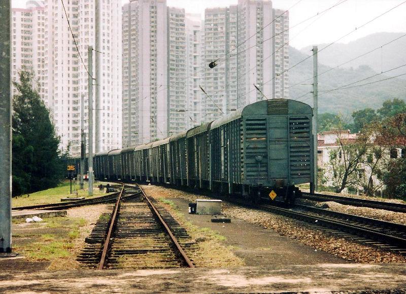 ユーラシア大陸鉄道横断旅行 Go West!1996その2・香港・鉄路博物館-0207
