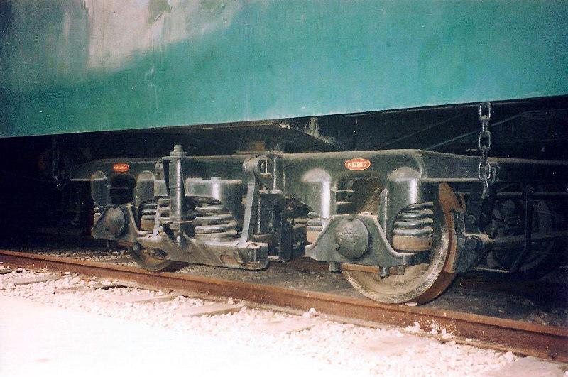 ユーラシア大陸鉄道横断旅行 Go West!1996その2・香港・鉄路博物館-0210