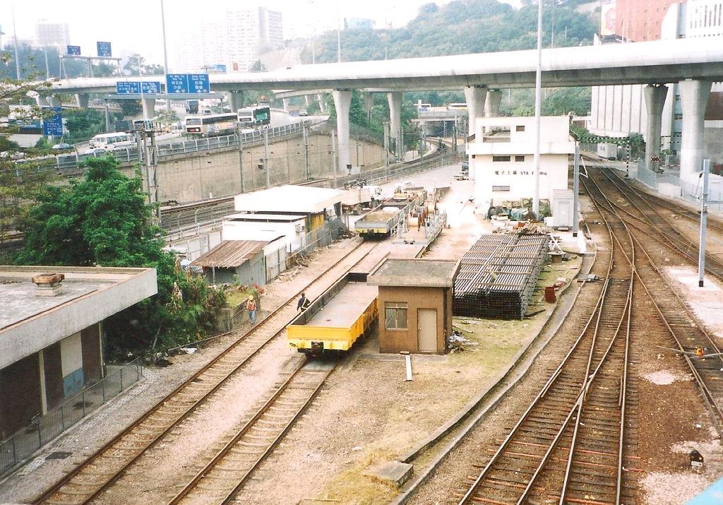 ユーラシア大陸鉄道横断旅行 Go West!1996その2・香港・鉄路博物館-0214