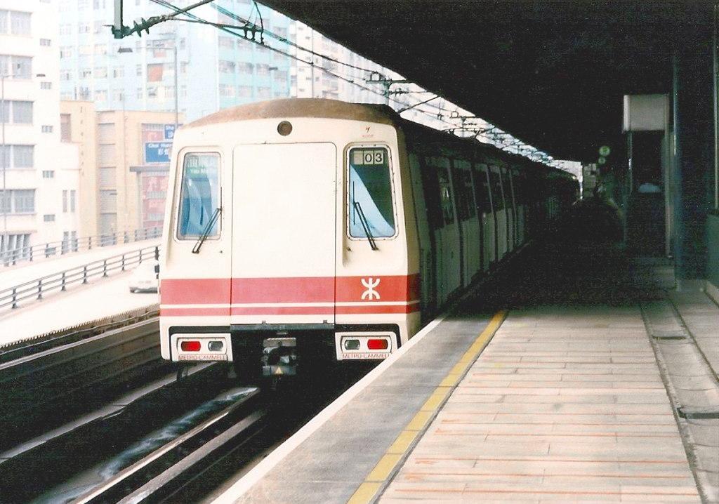 ユーラシア大陸鉄道横断旅行 Go West!1996その4・香港・赤柱(スタンレー)-0401