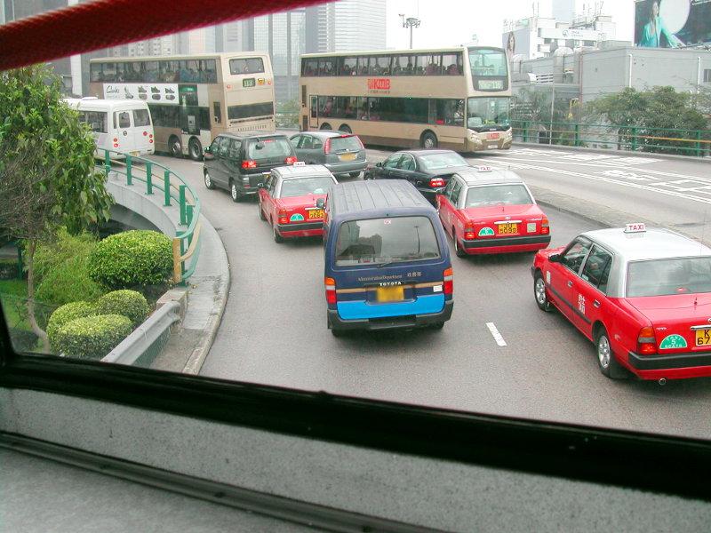 ユーラシア大陸鉄道横断旅行 Go West!1996その4・香港・赤柱(スタンレー)-0403