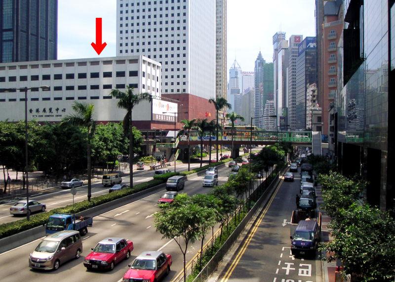 ユーラシア大陸鉄道横断旅行 Go West!1996その7・香港から広州へ-0702